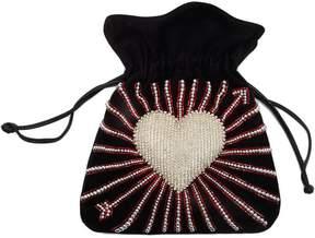 Les Petits Joueurs Trilly Heart Cupid Shoulder Bag