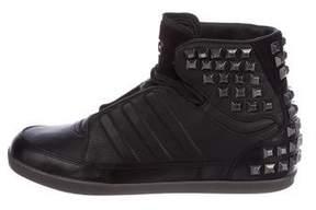 Y-3 Honja Studded Sneakers