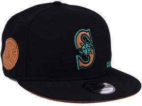 New Era Seattle Mariners X Wilson Side Hit 9FIFTY Snapback Cap