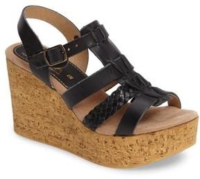 Sbicca Women's Pluto Wedge Sandal