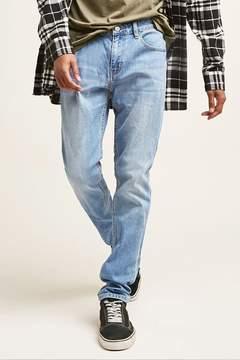21men 21 MEN Clean Wash Slim-Fit Jeans