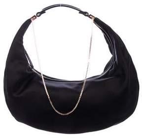 The Row Satin Handle Bag