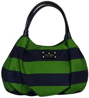 Kate Spade Green & Navy Shoulder Bag - MULTI - STYLE