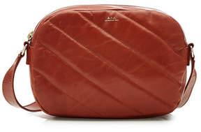 A.P.C. Meryl Leather Shoulder Bag