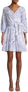 Alexia Admor Women's Floral Wrap Dress