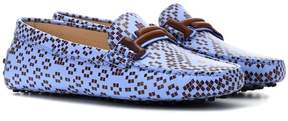 Tod's Exclusive to mytheresa.com - Gommino leather loafers