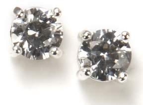 Nine West Round CZ Stud Earrings