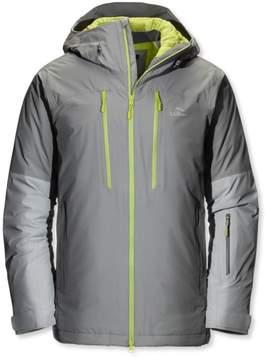 L.L. Bean L.L.Bean Waterproof Down Ski Jacket, Colorblock