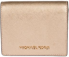MICHAEL Michael Kors Jet Set Travel Wallet - PINK - STYLE