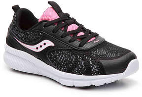 Saucony Girls Velocity Youth Running Shoe