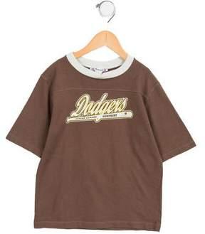 Bonpoint Boys' Short Sleeve Graphic Shirt w/ Tags