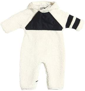 Moncler Faux Shearling Romper