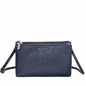 Michael Kors Adele Double-Zip Crossbody Bag - ONE COLOR - STYLE
