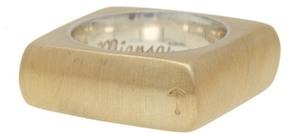 Miansai Square Ring - Size 9