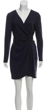 Ali Ro Mini Metallic Dress