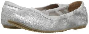 Toms Kids Ballet Flat Girls Shoes