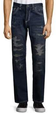 Affliction Distressed Jeans