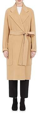 Acne Studios Women's Carice Belted Wool Double-Breasted Coat