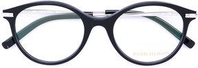 Boucheron oval frame glasses