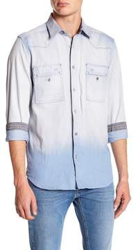 Gilded Age Washed Chambray Modern Fit Shirt