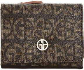 Giani Bernini Block Signature Trifold Wallet, Created for Macy's