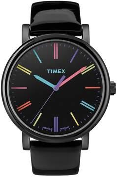 Timex Women's Originals Leather Watch