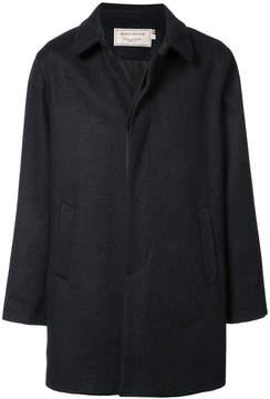 MAISON KITSUNÉ single breasted coat