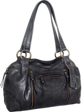 Nino Bossi Francisca Leather Satchel (Women's)