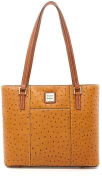 Dooney & Bourke Ostrich Collection Small Lexington Tote - TAN - STYLE