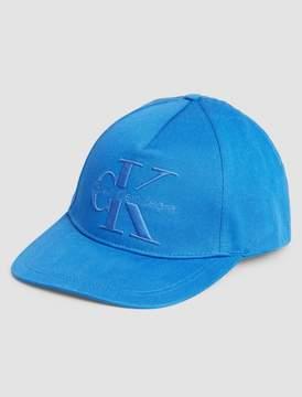 Calvin Klein reissue logo cotton cap