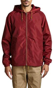 Brixton Claxton Windbreaker Jacket