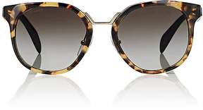 Prada Women's Rounded Square Sunglasses