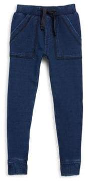 7 For All Mankind Little Boy's Drawstring Jeans
