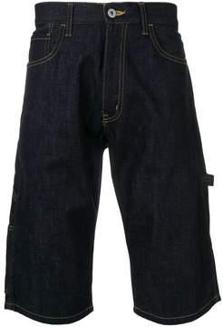 Junya Watanabe bermuda denim shorts