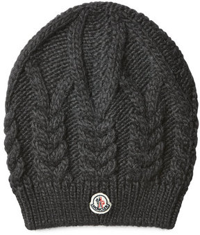 Moncler Hat with Wool and Alpaca