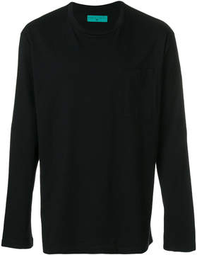 Paura Ertan long sleeved T-shirt