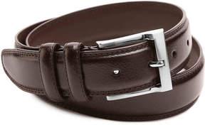 Florsheim Men's Pebble Leather Belt