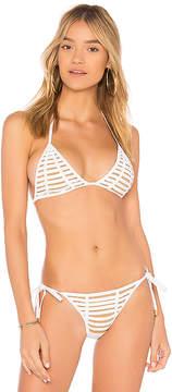 Beach Bunny Hard Summer Bikini Top