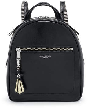 Henri Bendel About Town Shimmer Backpack