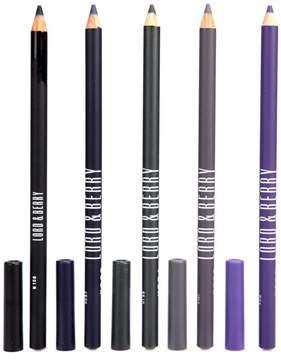 Lord & Berry Line/Shade Eyeliner 5-piece Wardrobe