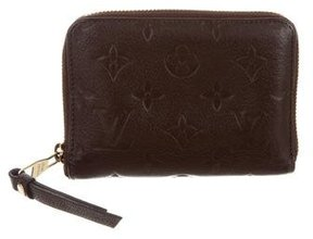 Louis Vuitton Empreinte Secrète Compact Wallet - BROWN - STYLE