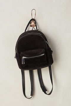 Anthropologie Petite Corduroy Backpack