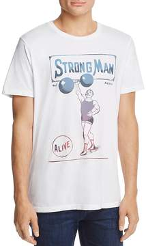 Junk Food Clothing Strong Man Crewneck Short Sleeve Tee - 100% Exclusive