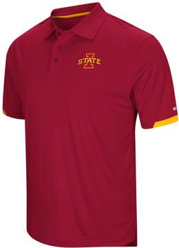Colosseum Men's Iowa State Cyclones Wedge Polo