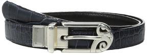 Brighton Mingle Sleek 7/8 Reversible Belt Women's Belts