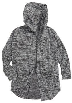 Soprano Girl's Hooded Cardigan