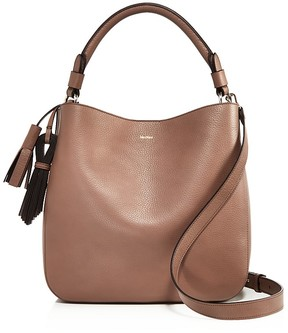 Max Mara Medium Leather Hobo