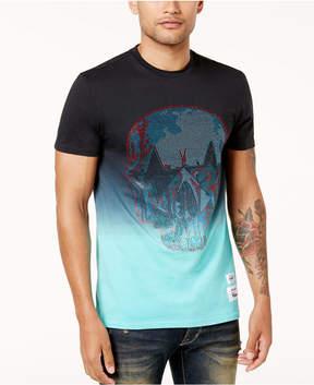 Reason Men's Beaded Ombre T-Shirt