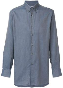 Brioni button down shirt