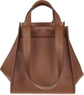 Max Mara Brown Leather Bag